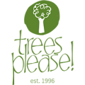 Trees Please Tree Gifts Header Logo